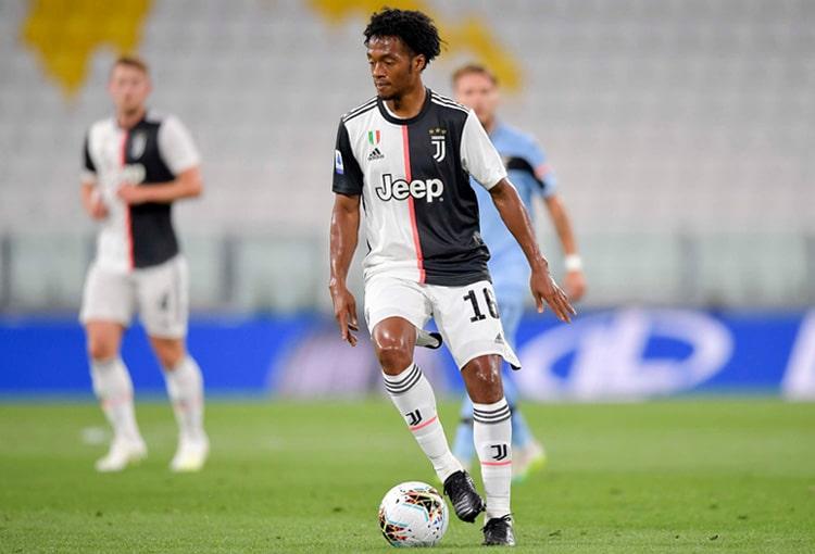 Juan Guillermo Cuadrado, Juventus FC, Serie A 2019-20 (13)