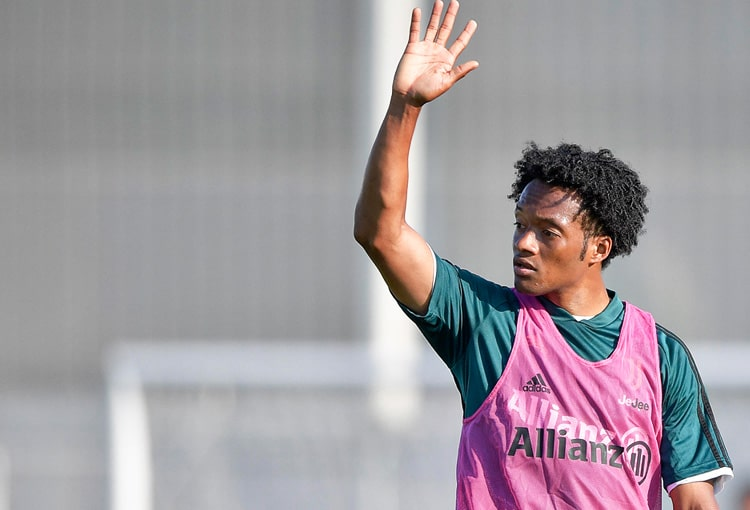 Juan Guillermo Cuadrado, Juventus FC, Serie A 2019-20 (7)