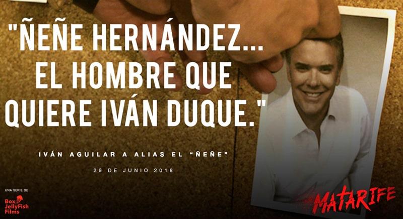 Matarife, capítulo 5, Álvaro Uribe Vélez