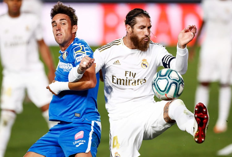 Real Madrid 1-0 Getafe, LaLiga 2019-20 (1)