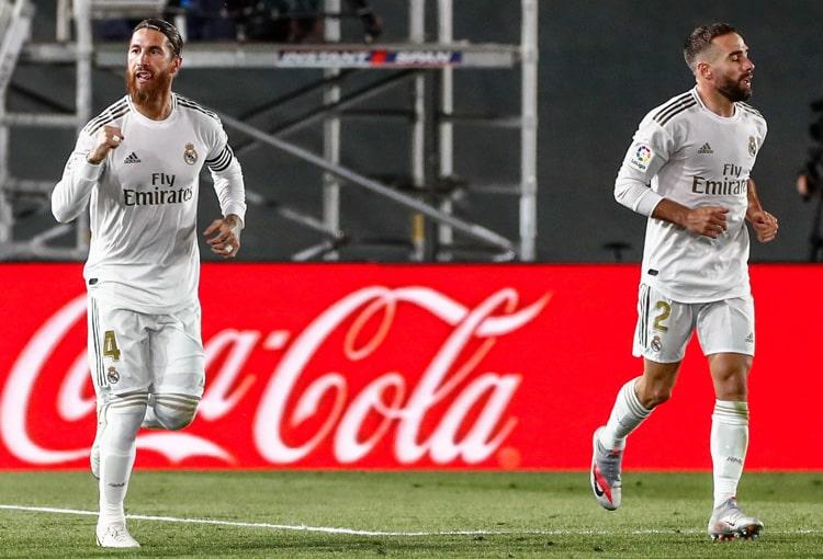 Real Madrid 1-0 Getafe, LaLiga 2019-20