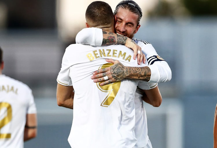 Real Madrid, campeón, LaLiga 2019-20