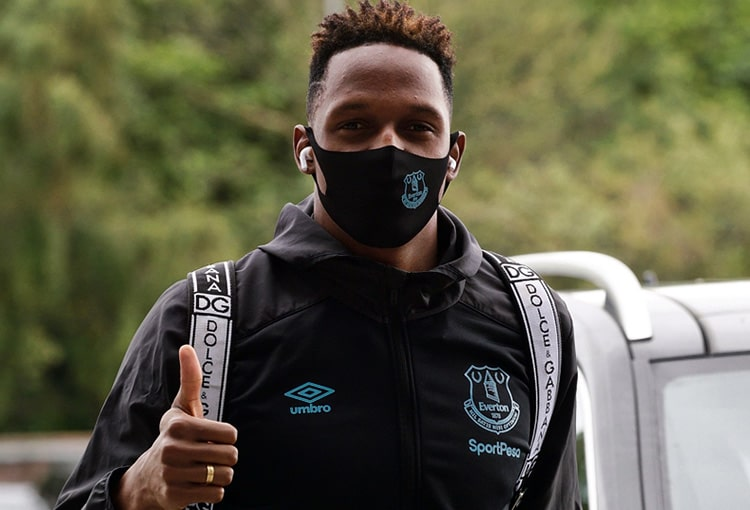 Yerry Mina, Everton FC, Premier League 2019-20 (5)
