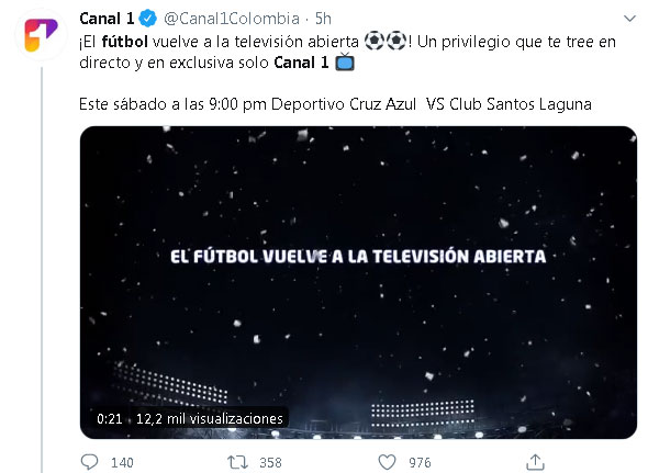 Canal 1