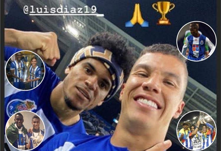 FC Porto colombianos