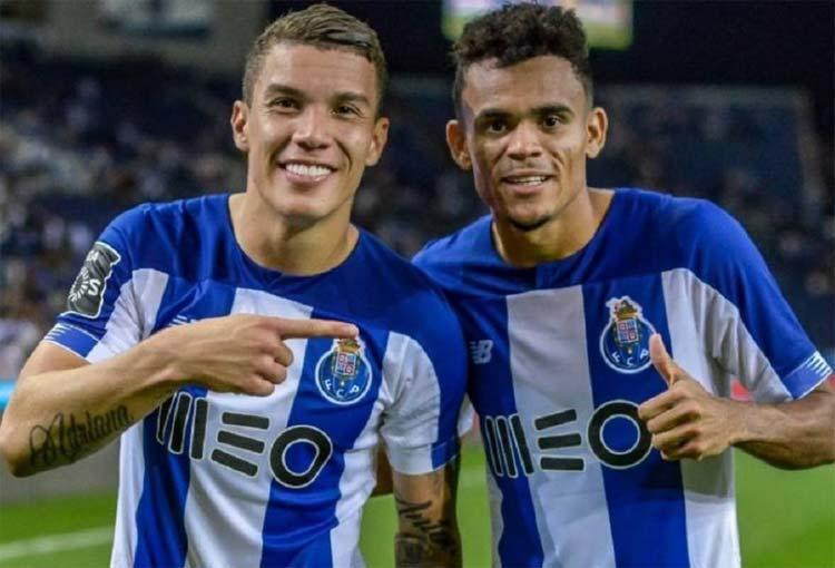FC Porto Luis Diaz Matheus Uribe