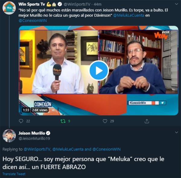 Jeison Murillo Gabriel Meluk