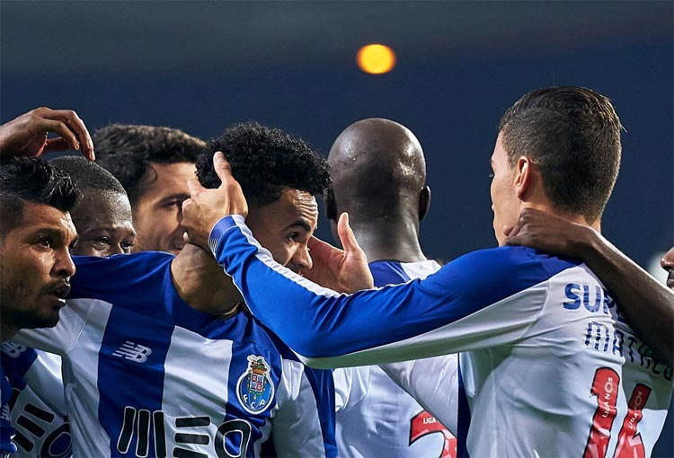 Luis Diaz FC Porto