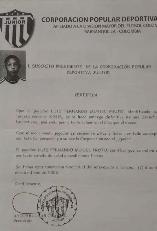 Luis Fernando Muriel
