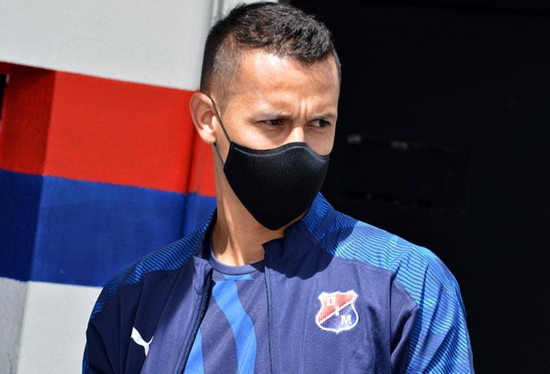 Andrés Ricaurte, Deportivo Independiente Medellín, regreso, entrenamientos
