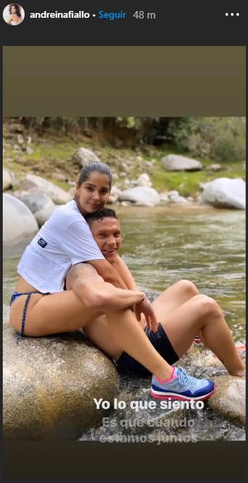 Andreína Fiallo, Javier Reina, puente festivo (1)