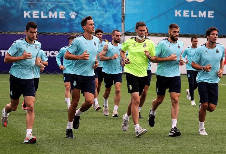 Bernardo Espinosa, Espanyol, LaLiga 2019-20 (1)