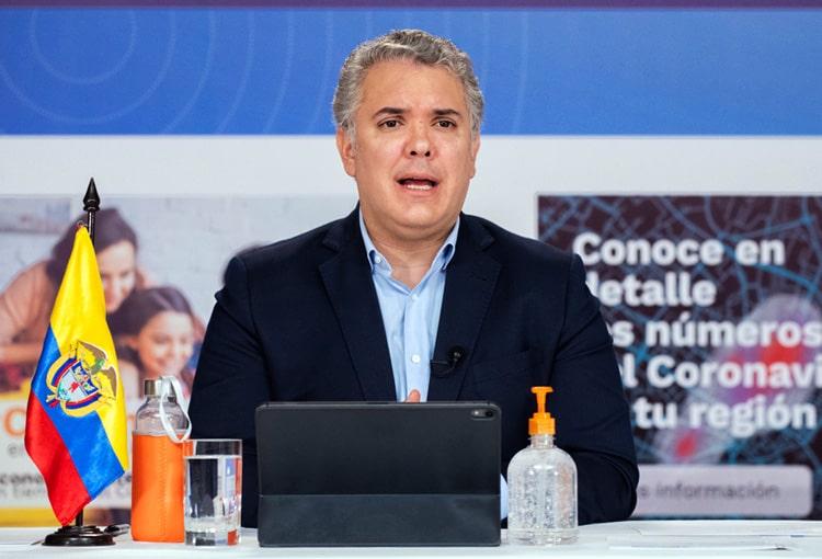COVID-19, Colombia, nuevo coronavirus, Iván Duque (2)