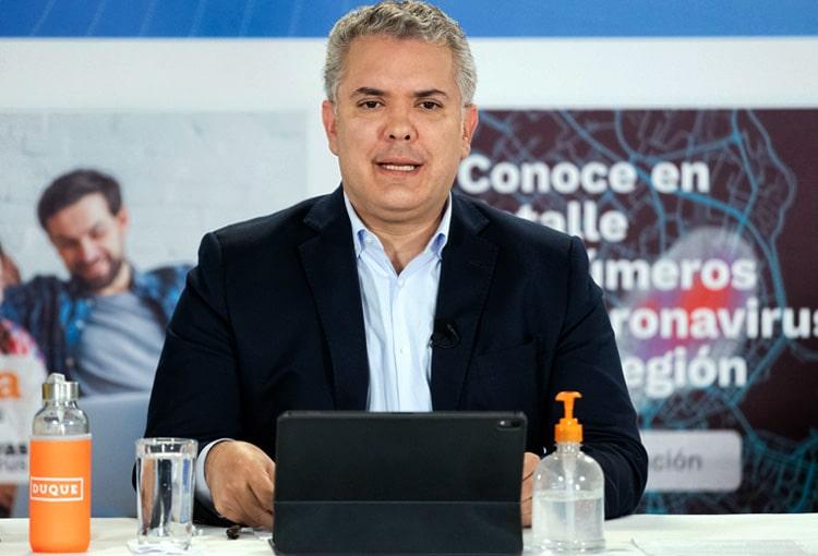 COVID-19, Colombia, nuevo coronavirus, Iván Duque (3)