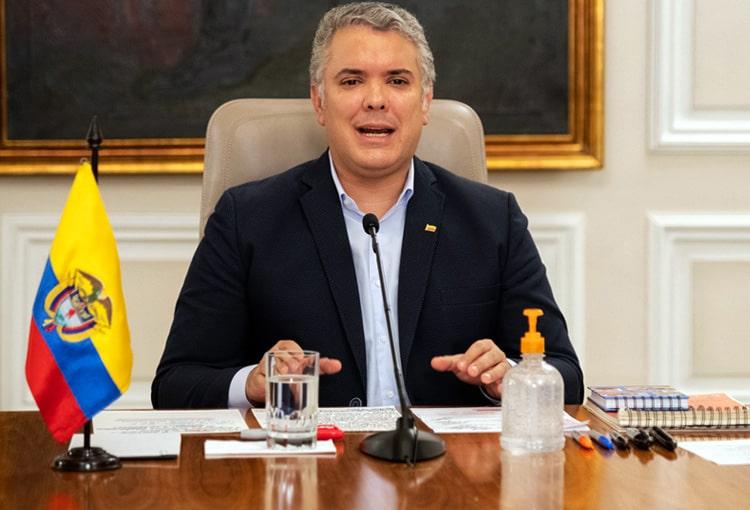 """Iván Duque: """"Queremos mantener el Ingreso Solidario"""""""