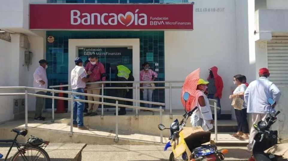 Banco Agrario, MOVii y Bancamía ya pagan cuarto giro del Ingreso Solidario