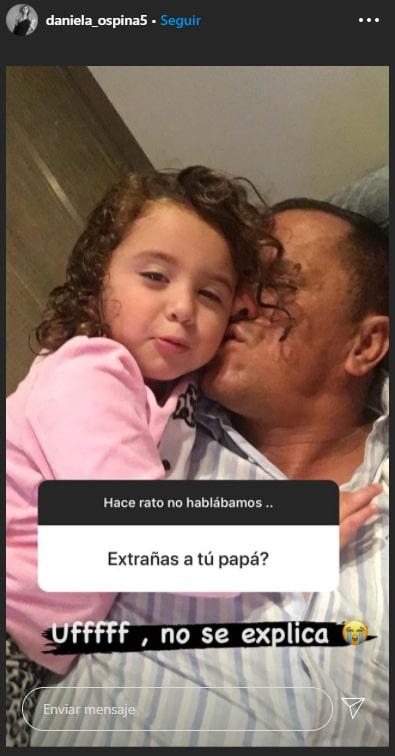 Daniela Ospina, James Rodríguez, confesiones (2)