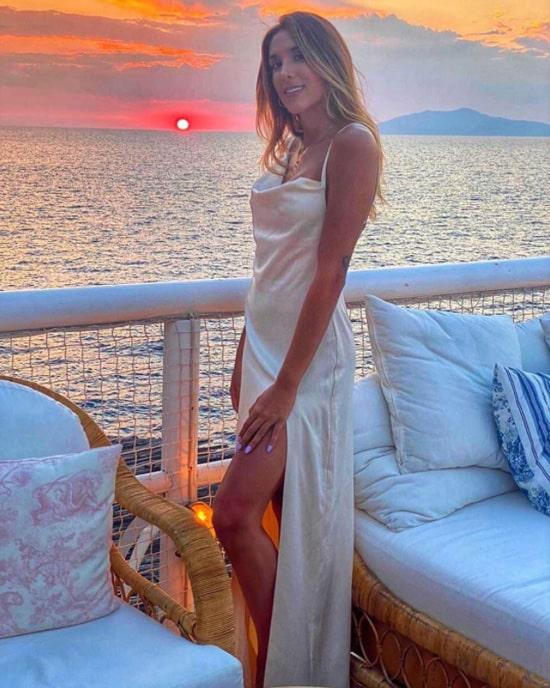 Daniela Ospina, candentes fotos, Italia (3)