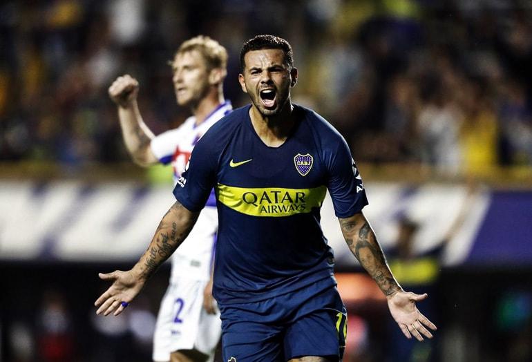 Edwin Cardona, Boca Juniors 4-1 Tigre, Superliga Argentina 2018-19