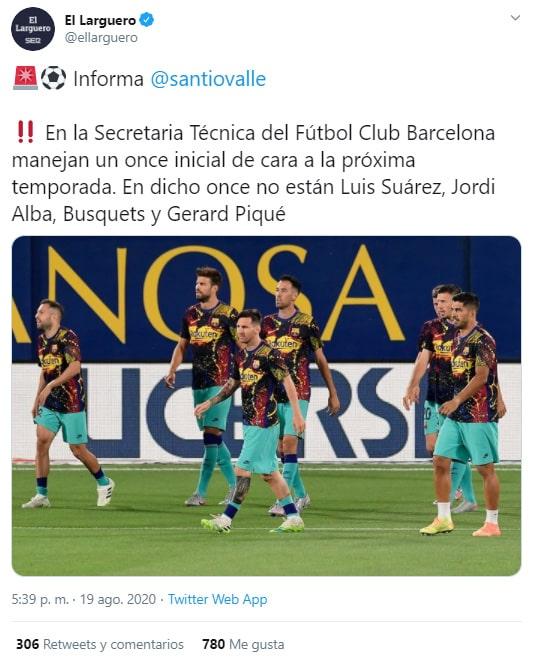 Gerard Piqué, Barcelona, información (1)