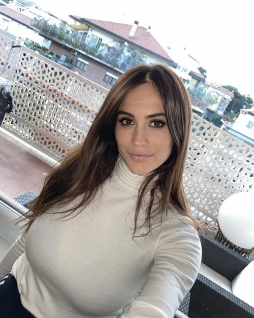 Jessica Melena, Ciro Immobile (10)