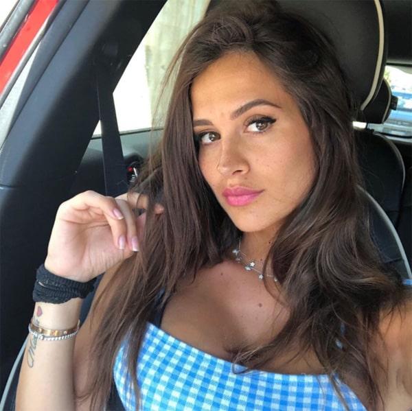Jessica Melena, Ciro Immobile (4)