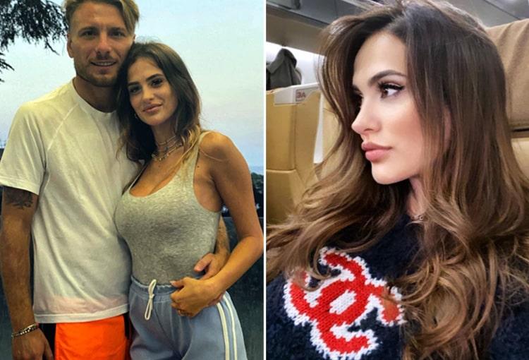 Jessica Melena, Ciro Immobile, Serie A 2019-20, Fútbol y Ellas