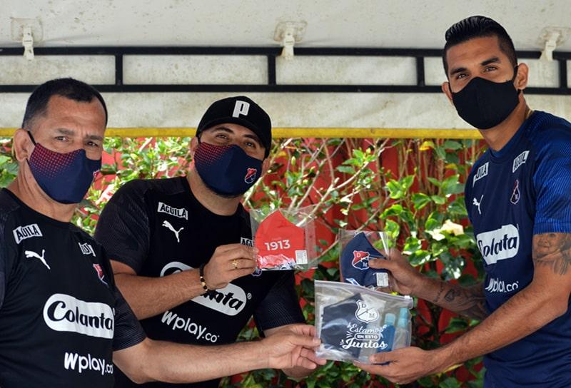Juan Camilo Saiz, pretemporada 2020-II, Deportivo Independiente Medellín
