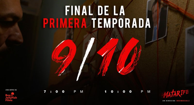 Matarife, capítulo 9 y 10, Álvaro Uribe Vélez
