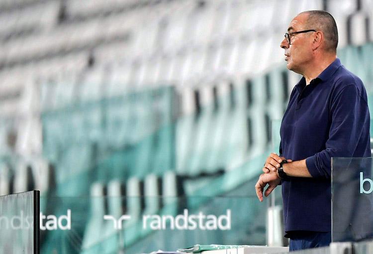 Maurizio Sarri, Juventus FC