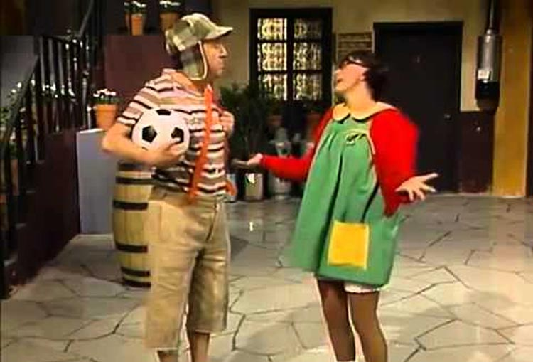 Chavo del 8 Chespirito