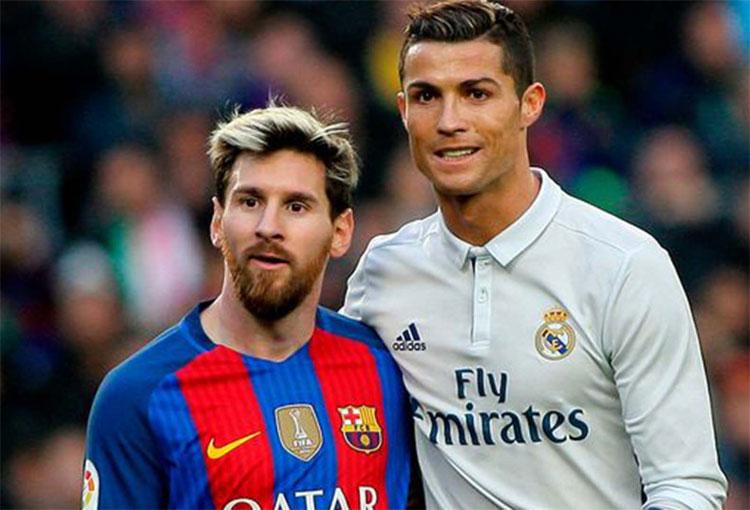 Cristiano Ronaldo Barcelona