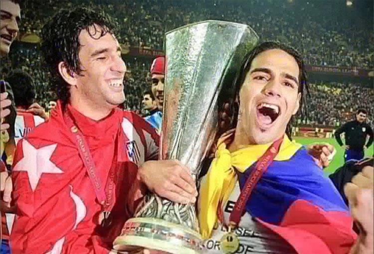 Falcao Garcia Arda Turan Galatasaray