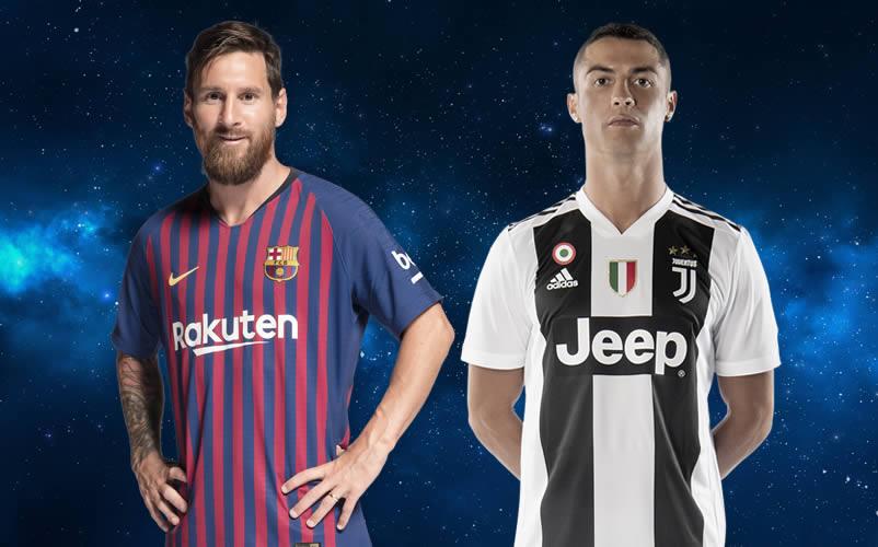 ¿Valen el doble las piernas de Cristiano Ronaldo que las de Leo Messi? 1