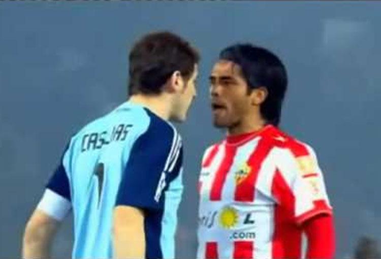 Iker Casillas Fabian Vargas