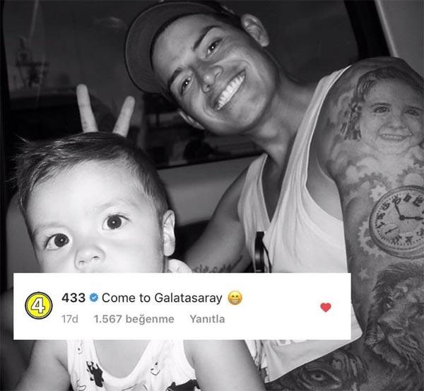 James Rodriguez Galatasaray
