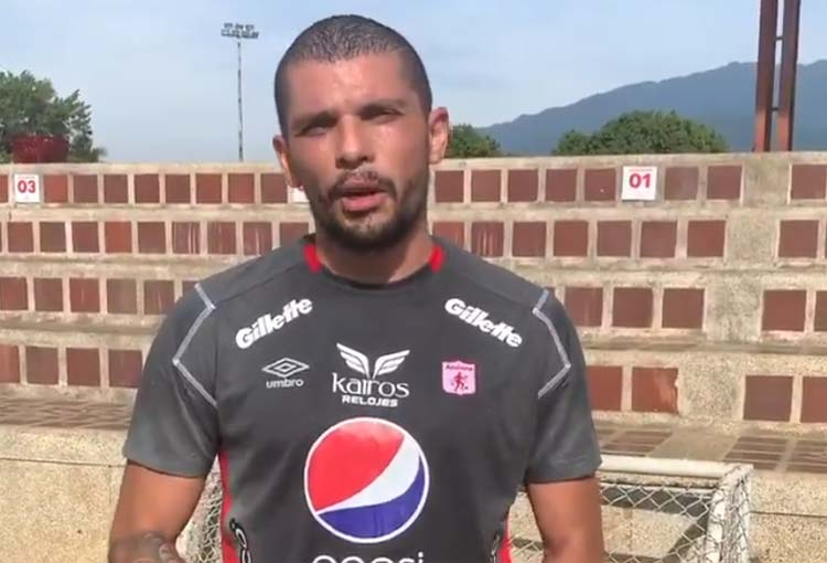 Juan Pablo Segovia America de Cali