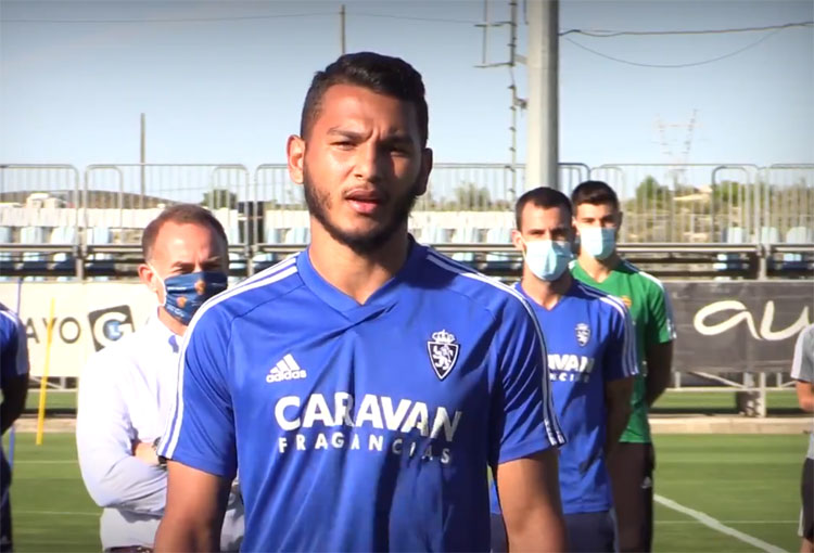 Luis Suarez Real Zaragoza