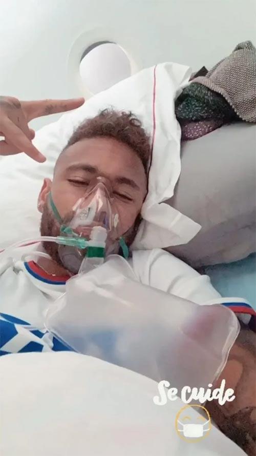 Neymar PSG Champions League