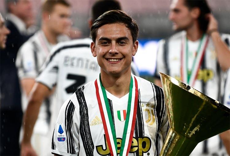 Paulo Dybala Juventus Real Madrid
