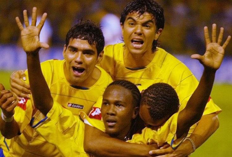 Sudamericano sub-20 Seleccion Colombia