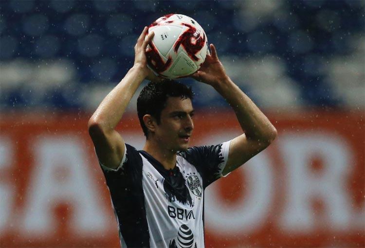 Stefan Medina Monterrey Real Valladolid