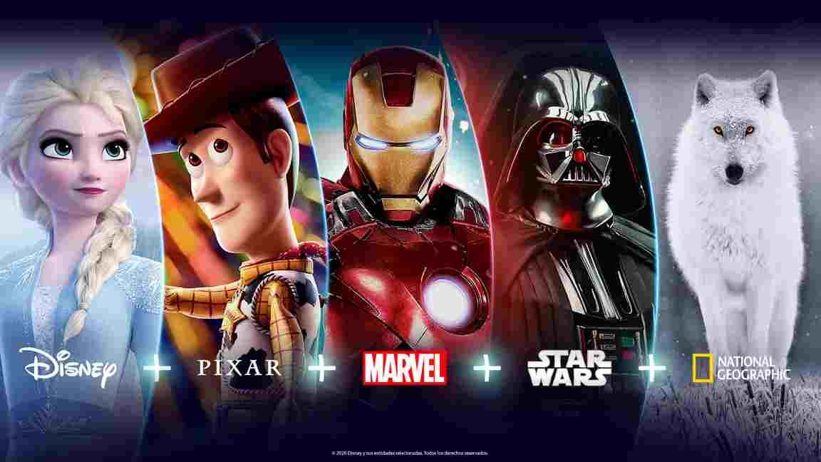 Fecha para la llegada de Disney+ (Disney plus) a Colombia