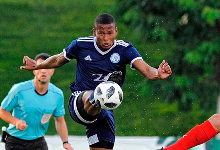 Wbeymar Angulo, el colombiano que jugará la UEFA Nations League – Futbolete