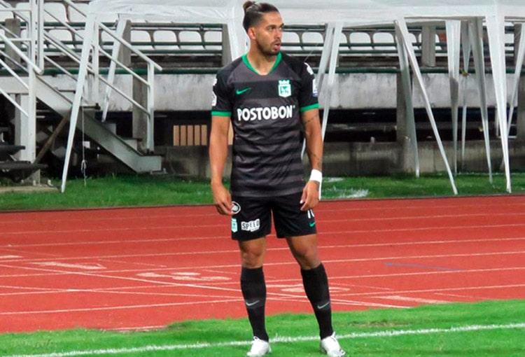 Andrés 'Rifle' Andrade, Once Caldas 2-0 Atlético Nacional, Liga 2020-I
