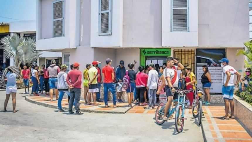 Cómo retirar el Ingreso Solidario en Servibanca vía MOVii
