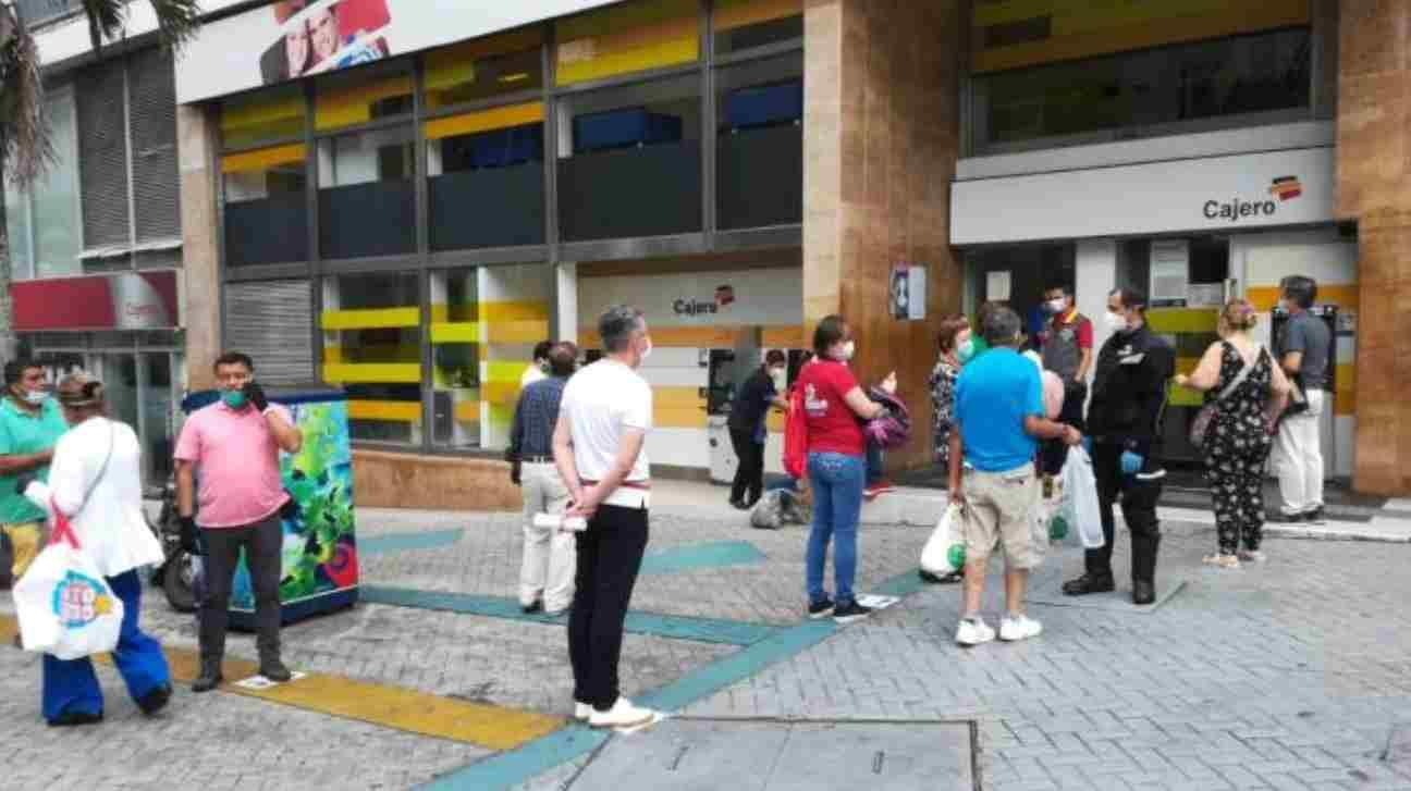 ¿Dónde resolver las dudas del Ingreso Solidario en Bancolombia?