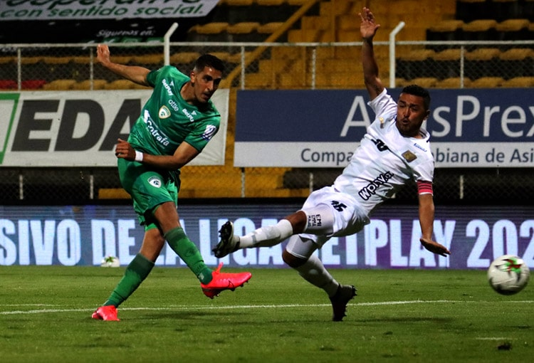Equidad Seguros 4-0 Boyacá Chicó, Liga 2020-I