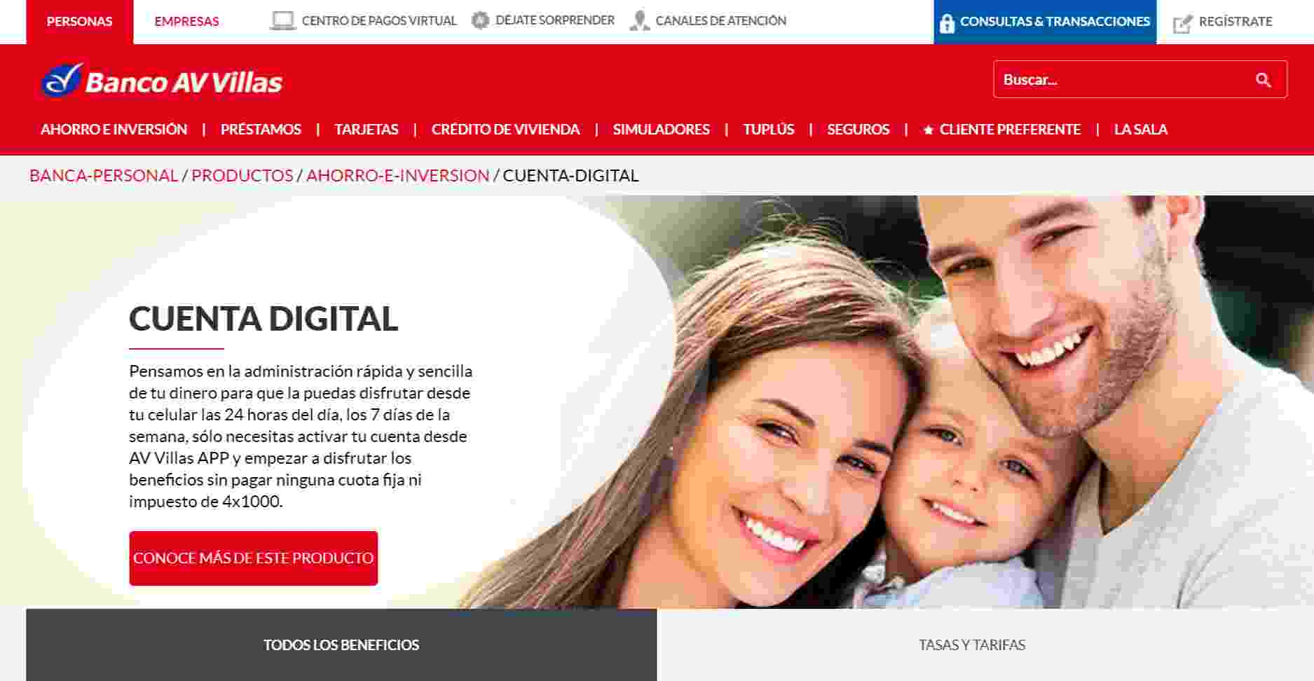Ingreso Solidario: Saldo y cobro en AV Villas cuenta digital