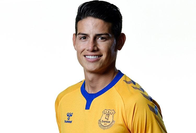 James Rodríguez, Everton FC (2)